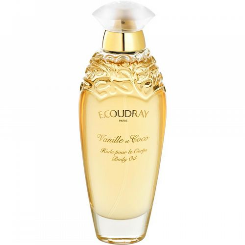 E Coudray Body Oil - Vanille et Coco 100ml
